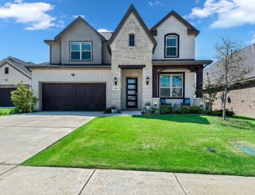 4813 Timber Trail, Carrollton TX 75010